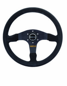 Sparco Competition R 375 Steering Wheel 015r375psn