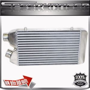 Aluminum Intercooler 25 x11 3 One Side For Universal Cars Ycz 036a