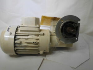 Indur Ch 4002 Basel Electric Motor With Reducer Used