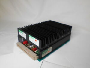 Parker Digiplan Cd10 Stepper Drive reconditioned