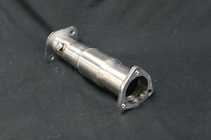 Plm 3 Cat High Flow 200 Cell Catalytic Converter Pipe Slip Fit Joint On Obd2