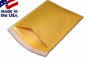 500 000 4x8 Kraft Bubble Mailers Padded Envelopes Bags 4 x8