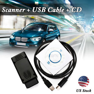 1 4 0 Programmer Diagnostic Scan Interface Scanner Code Reader For Bmw E38 E39