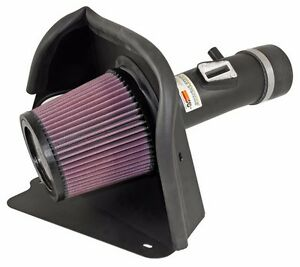 Fits Nissan Altima 2007 2012 3 5l K N 69 Series Typhoon Cold Air Intake System