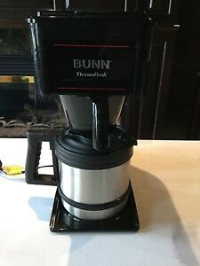 Bunn Thermo Fresh Coffee Maker Model Bt10 b