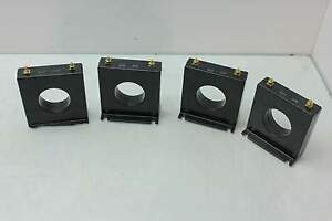 4 Instrument Transformers 6asft 501 Current Transformers Ratio 500 5a