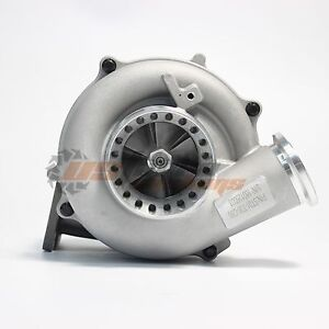 94 97 Ford Powerstroke 7 3l Upgraded Tp38 Turbo 3 5 Intake Compressor Housing