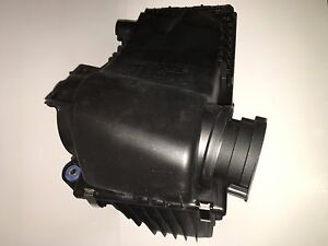 04 07 Vw Volkswagen Touareg 4 2l Left Drivers Side Air Cleaner Housing Assy Oem
