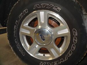 Oem 2004 2006 Ford Expedition 17x7 1 2 Aluminum Wheel Tire Not Included
