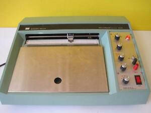 Sargent welch Scientific Chart Recorder Xkr Adjustable Mv Span S 72200 20