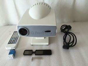 One New Optical Chart Projector Auto Chart Projector 39 Charts Led Lamp