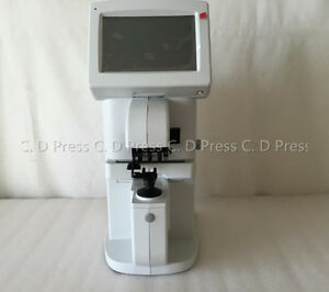 7 Lcd Touch Screen Auto Lensmeter Optical Lensometer Power Pd Measure