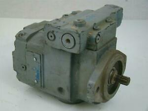 Parker Hydraulic Pump 60 Shaft Rpvwj022a1uvlsas
