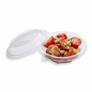 16 Ounces Basic Nature Pla Compostable Cold To Go Bowl 500 Count Box