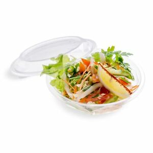 8 Ounces Basic Nature Pla Compostable Cold To Go Bowl 500 Count Box