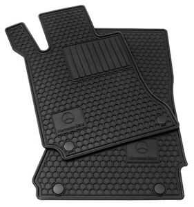 Mercedes benz Oem All Weather All Season Floor Mats 2005 To 2011 Slk class 171