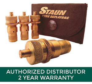 Staun Automatic Tire Deflators Scv5 6 30 Psi The Quickest Way To Air Down