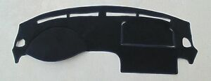 1994 1997 Honda Accord Dash Cover Mat Dashboard Pad Black