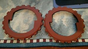 Ford 309 Planter Seed Plates 109788 Medium Large Flat Corn Call 3367694418