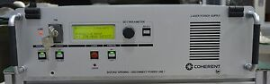 Coherent Vector 532 1000 20 Q switched Ir Green Lasers