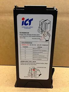 Ict Cash Box Assembly B6 s8