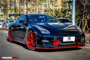 2008 2016 Gtr R35 Nsmo Style Part Carbon Fiber Full Body Kit For Nissan Cba Dba