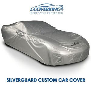 Coverking Silverguard All Weather Custom Fit Car Cover For Chevy Corvette