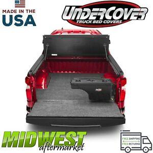 Undercover Passenger Side Swing Case Fits 2007 2018 Chevy Silverado Gmc Sierra