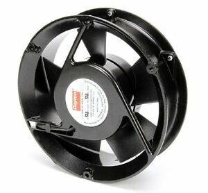 Dayton Round Ac Axial Fan 230v 23 Amps 26 Watts 665 Cfm Model 3vu67