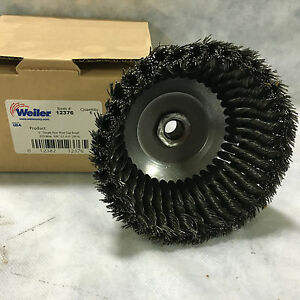 Weiler 6 Wire Cup Brush 12376