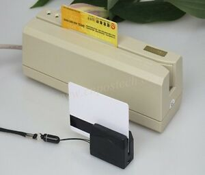 Mini300 Portable Magnetic Card Reader Collecto msr609 Usb Card Reader Writer