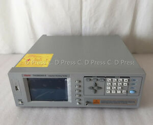 New 3 Phase Impulse Winding Tester Meter Th2882as 5