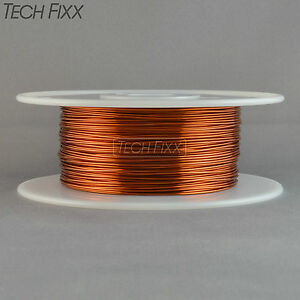 Magnet Wire 19 Gauge Awg Enameled Copper 500 Feet Motor Coil Winding 200c