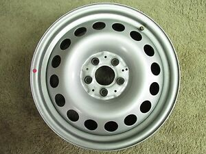 Mercedes Benz Metris 5 Lug Steel Wheel 17 Oem A4474010201