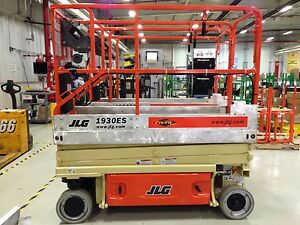 2017 Jlg 1930es Jlg Certified Pre owned Electric Scissor Lifts Genie Hybrid