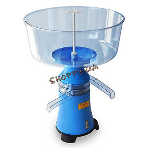 Dairy Cream Centrifugal Separator 100 L h Electric 19 free Shipping