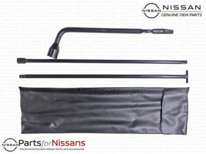 Genuine Nissan 2004 2012 Titan Armada 2005 2012 Pathfinder Jack Tool Kit New Oem