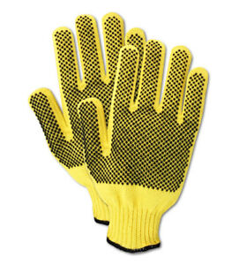 Magid Cutmaster Made With Kevlar Ambidextrous Gloves Size 7 12 Pairs