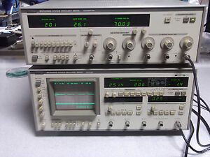 Anritsu Me453l Microwave System Analyzer Transmitter Only Opt 3 4