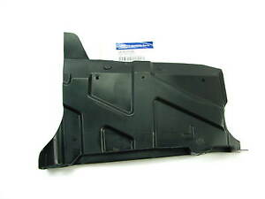Front Left Drivers Side Radiator Support Splash Shield Oem For 2003 2008 Tiburon