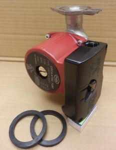 Gpd15 5 5snfc 3 spd Circulator Pump W chk Valve 115v Maxflow 25gpm Head18ft