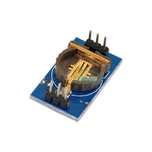 Arduino Rtc Ds1302 Real Time Clock Module For Avr Arm Pic Smd M