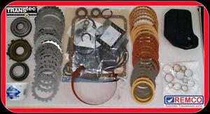 Gm 4l60e Rebuild Kit Transmission With 3 4 Red Cluthes Power Pack 1997 2003