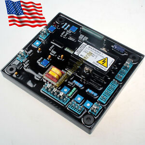 New Avr Mx341 Us1 Automatic Voltage Regulator Module Fits Stamford Generator