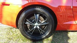 American Racing Rims And Tires Fit 2010 new Camaro