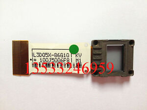 Used L3d05x 86g10 Projector Lcd Panel green d3126 Lv