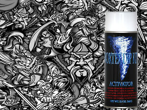 Hydrographics Film Activator Hydrodipping Water Transfer Hydro Vikings