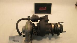 1981 1982 1983 Mercedes Benz 300d Turbo Charger 0010966499