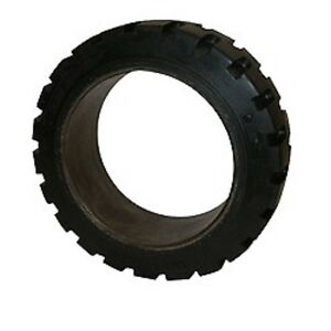 Universal Forklift Solid Traction Tire 16x5x10 5 Clark Hyster Toyota Nissan