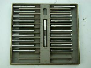 Van Keuren Plug Gauge Pins In 2490 To 2510
